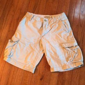 Men's Aeropostale cargo shorts